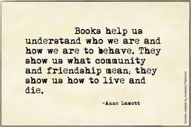 books show us