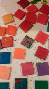 little canvases
